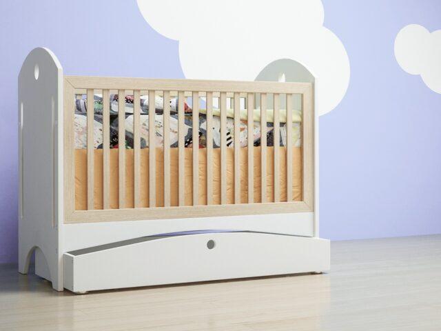 Łóżeczka dla niemowląt
