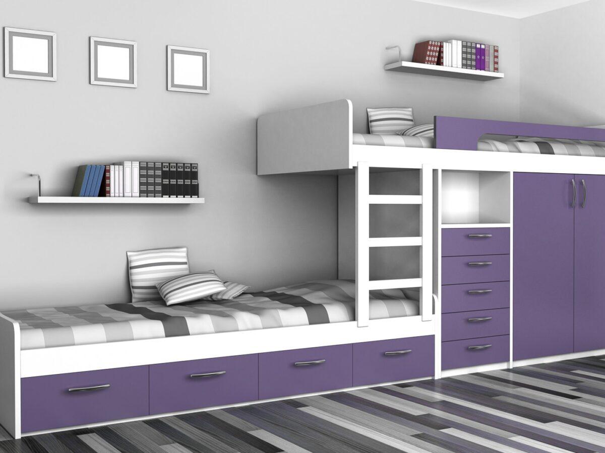 łóżka Piętrowe Na Wymiar