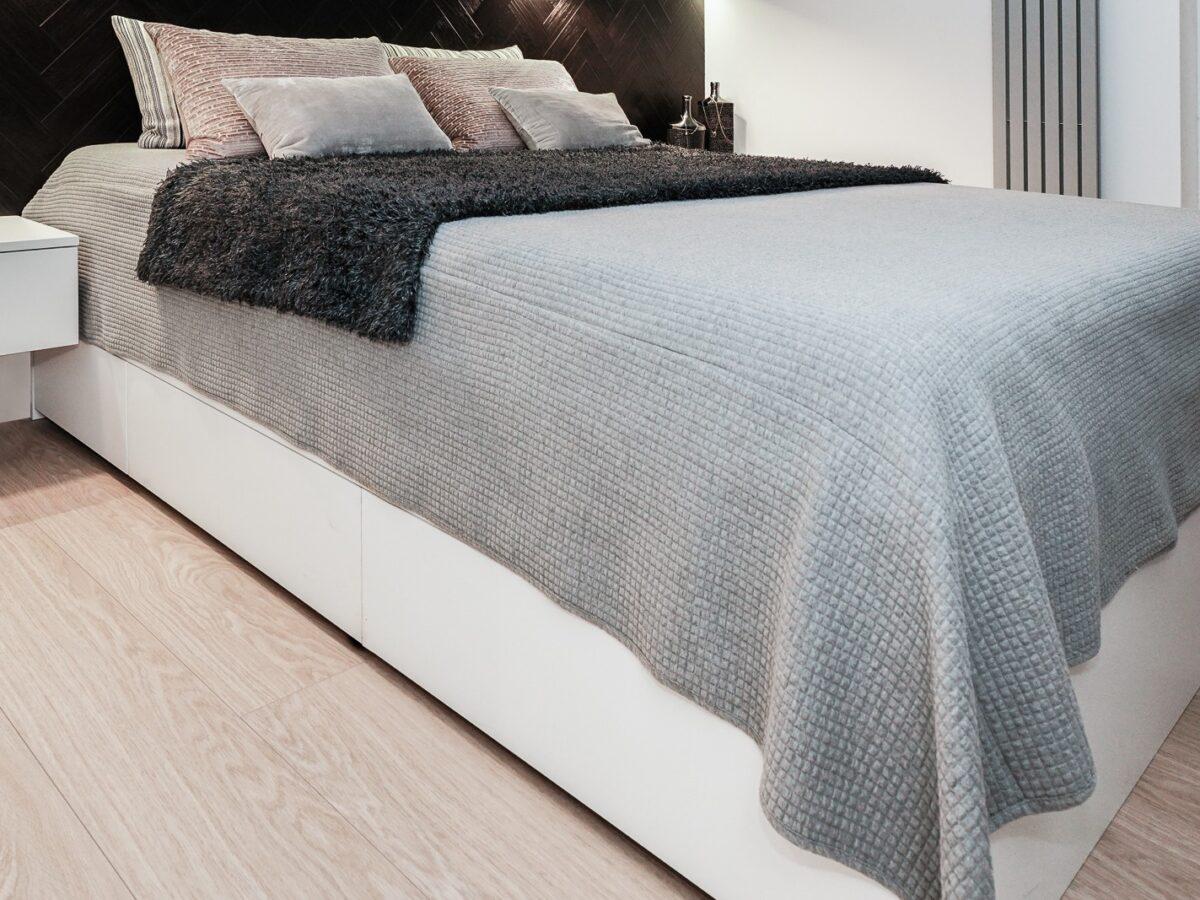 Łóżka z szufladami