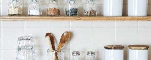 Półki do kuchni