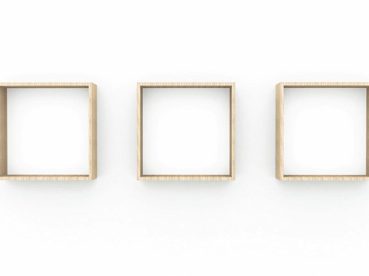 Półki Kwadratowe Na Wymiar