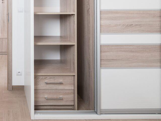 Szuflady do szafy
