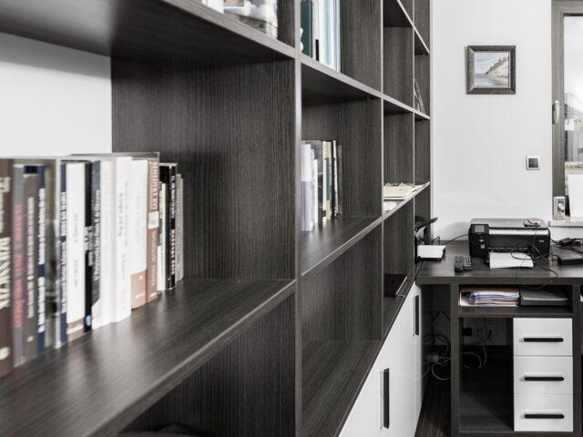 Biblioteczki do biura