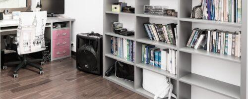 Biblioteczki do pokoju